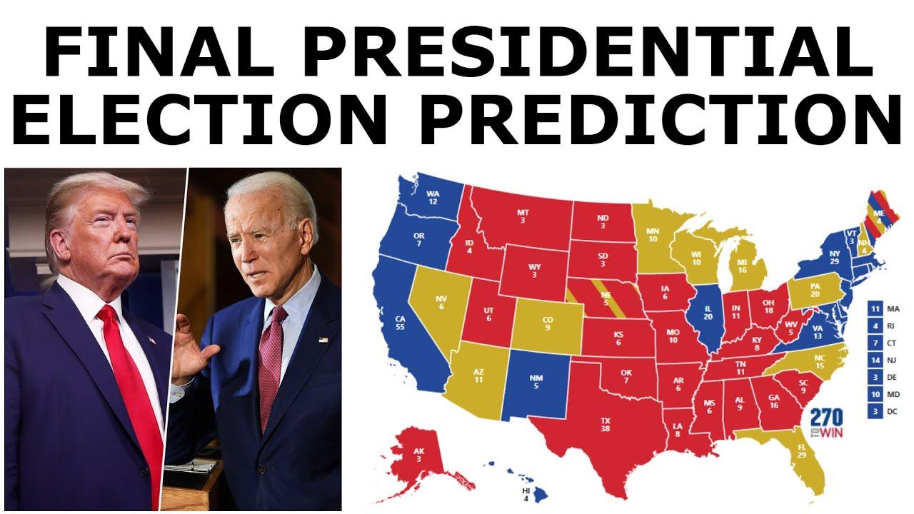 FINAL 2020 Presidential Election Prediction - The Duran