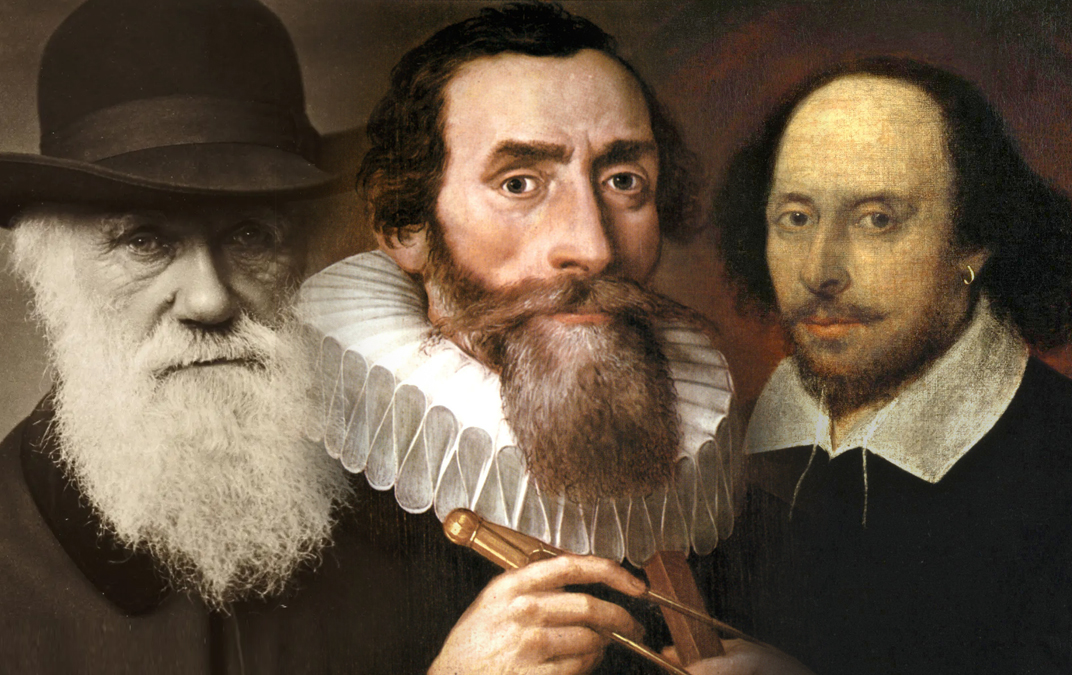 The Politics of Thinking and Cultural Warfare Explored (Darwin, Kepler, Shakespeare and More)