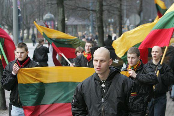 Arising extremism in Lithuania's Army