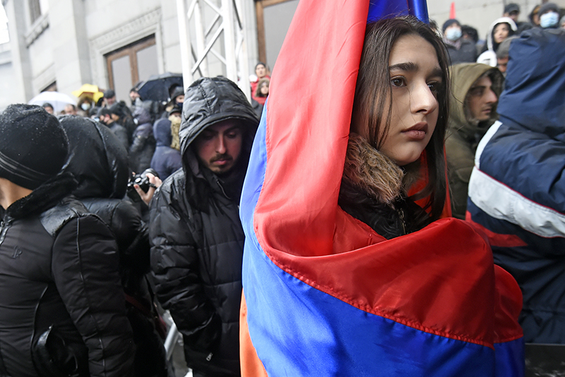 Political chaos grips Armenia – why is the democratic world silent?