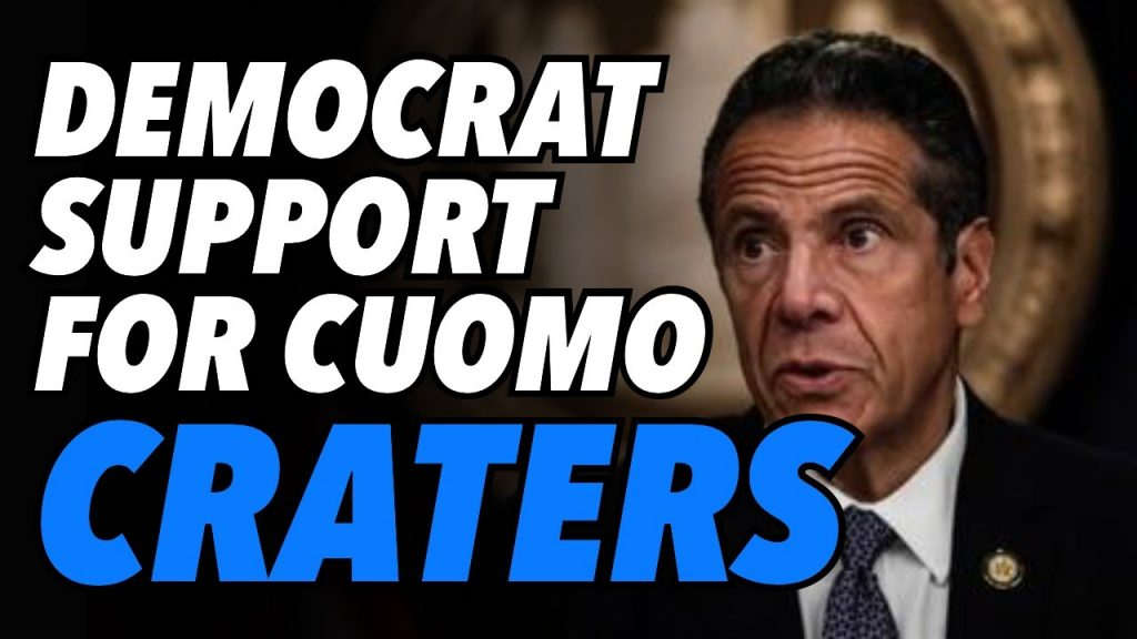 Democrat support for Cuomo collapses. More allegations sink Emmy award winning Governor