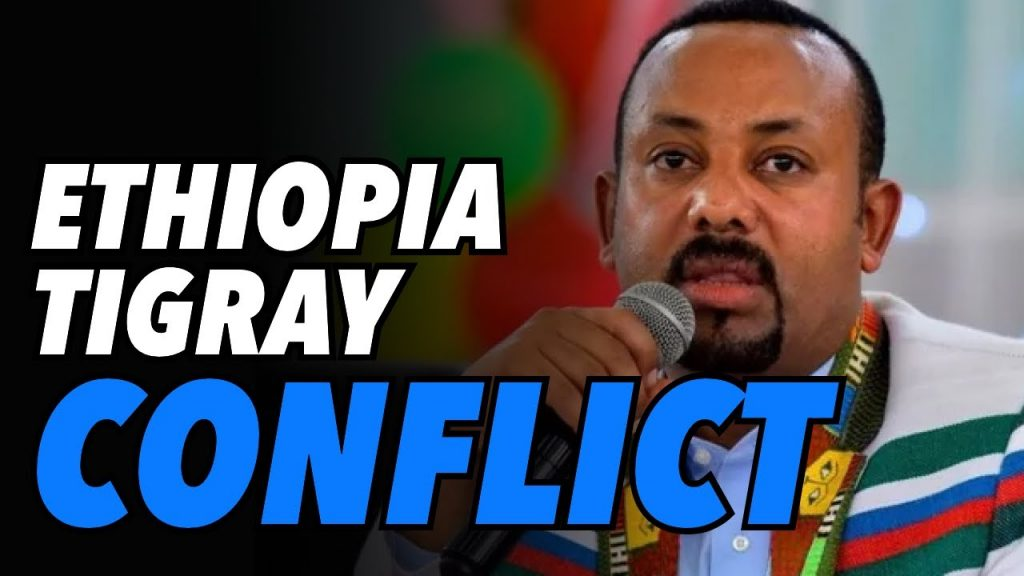 Ark of the Covenant, Ethiopia and Tigray conflict.