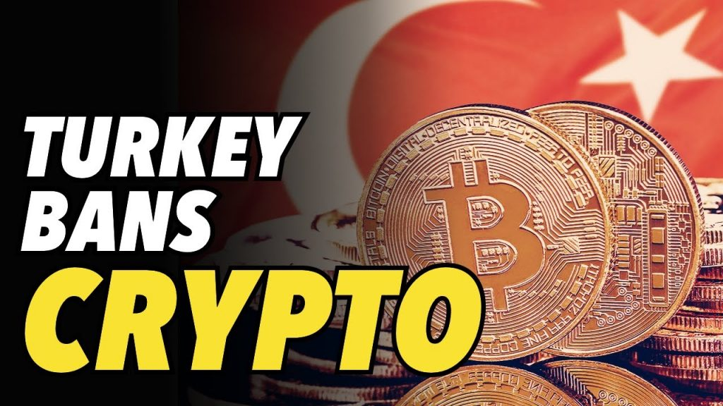 Turkey bans Bitcoin in desperate attempt to prop up failing Lira