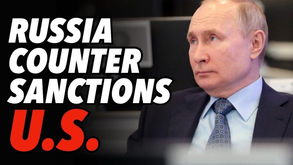Russia Counter Sanctions US, Hints at Action against US Big Tech; Visa, Mastercard