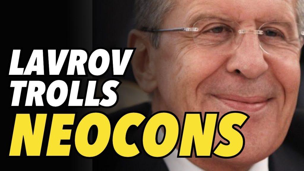 Lavrov trolls neocons, bans John Bolton & Susan Rice from entering Russia