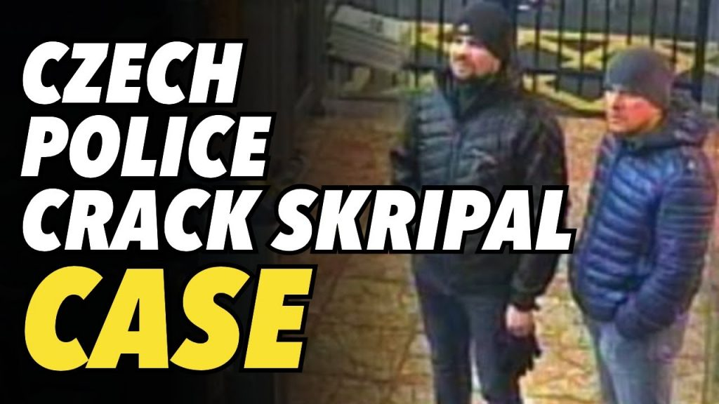 """Czech Police: Russian """"agents"""" in Skripal poisoning behind 2014 explosion [NEWS SATIRE]"""