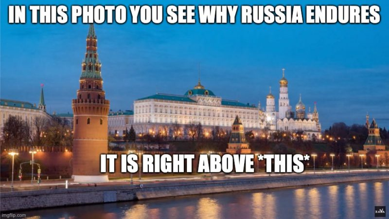 Why is Russia seen as the bad guy when the West is so aggressive? [Video]