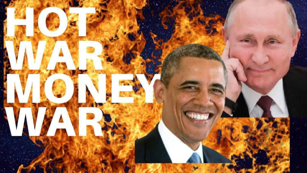 HOT WAR AND MONEY WAR – WITH ALEXANDER MERCOURIS + TOM LUONGO – PART 1 OF 2