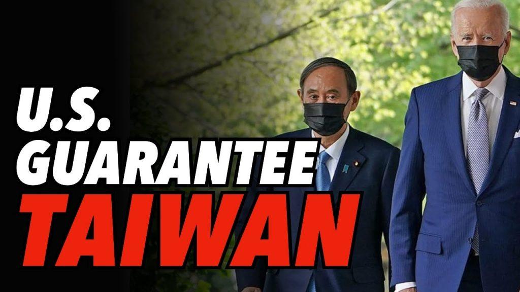 US Sleepwalks Into Taiwan Guarantee, Risking War with China