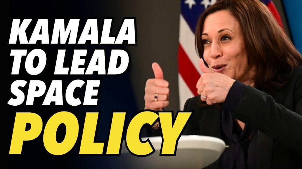 Kamala Harris to head National Space Council