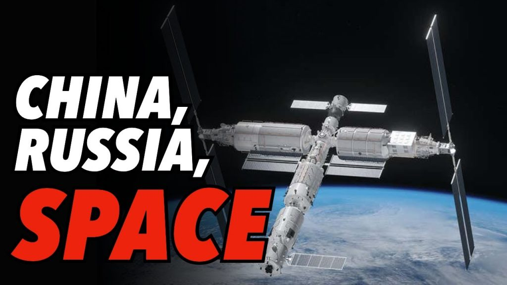 China & Russia Jointly Challenge US in Space