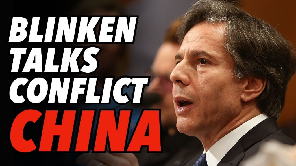 Blinken Talks Confrontation with China, Says Its Economy Will Soon Surpass US