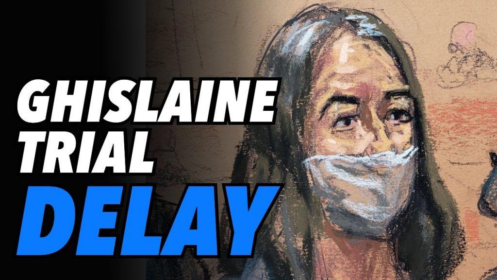 Ghislaine Maxwell's trial postponed, as legal options dwindle