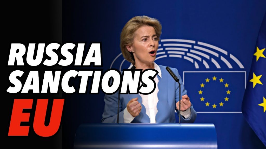 Russia Sanctions Top EU Officials, Brussels Shocked