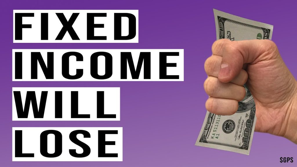 Are You On A Fixed Income? You're In BIG Trouble. Here's Why.