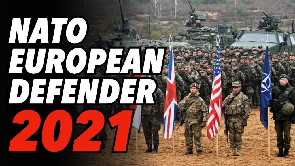 NATO's Empty Bluff: European Defender 2021