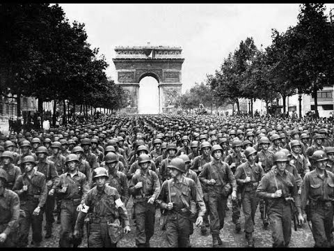 The Bloody 1944 Crusade in Europe