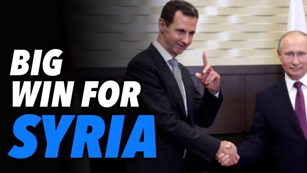 Saudi Arabia breaks with US, ready to talk with Syria