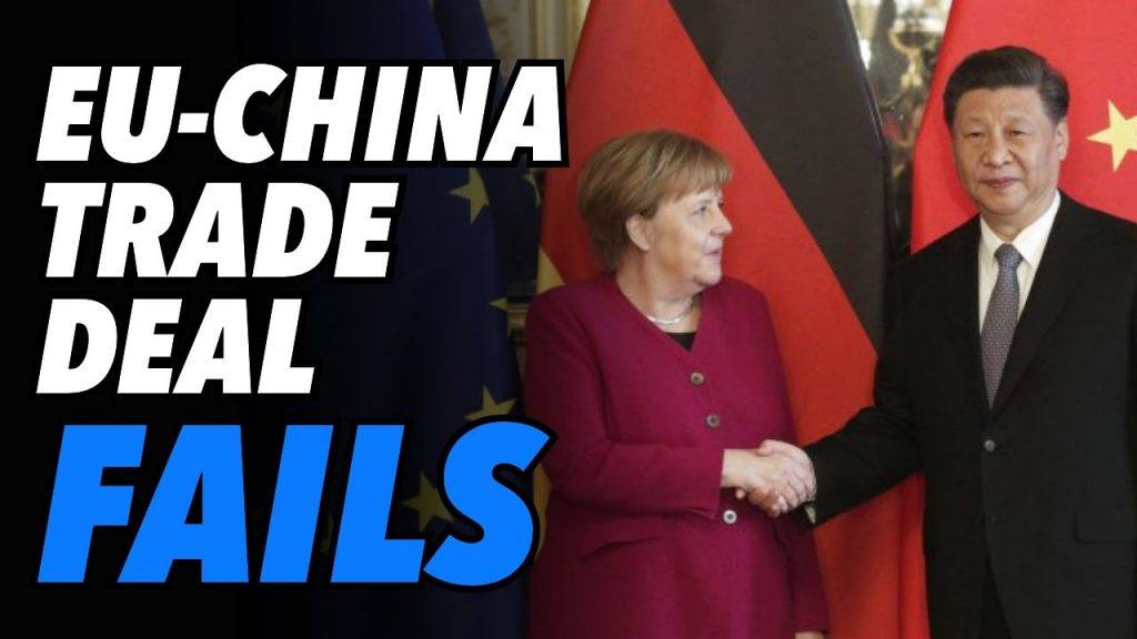 EU – China Trade Deal crumbles. Germany ready to go solo & trade with China
