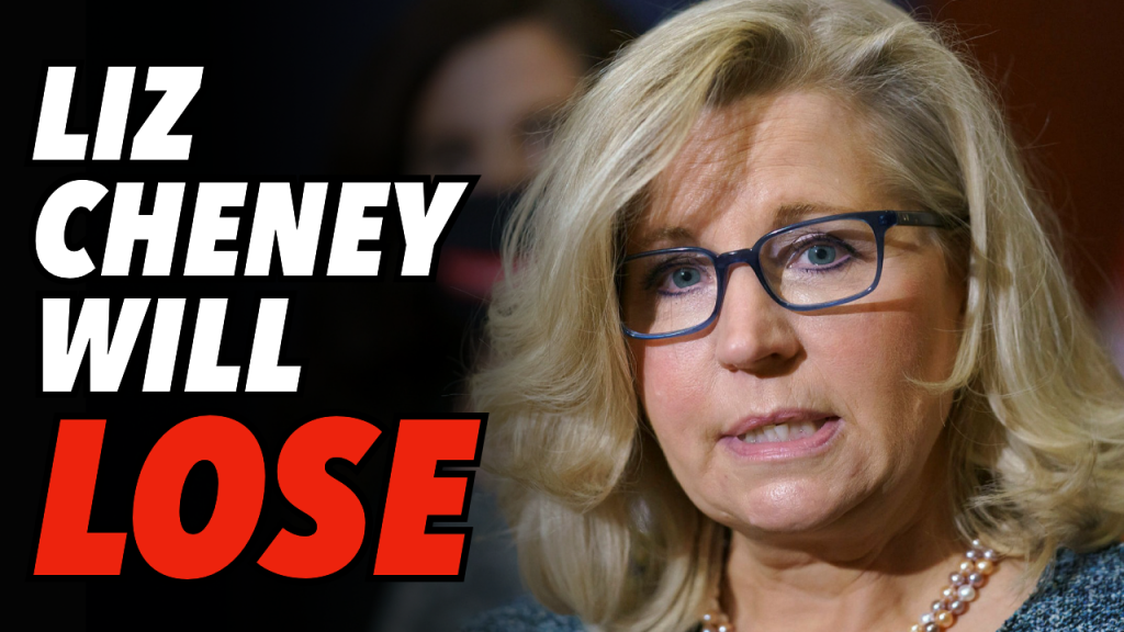 Liz Cheney Will Lose her GOP House Chair Not Because She Voted to Impeach Trump But Because She Plotted Against Him