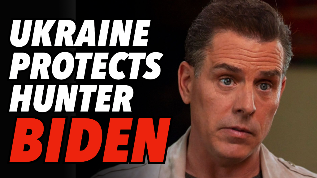 Time Magazine Confirms Ukraine Closed Opposition TV Stations To Silence Discussion of Hunter Biden