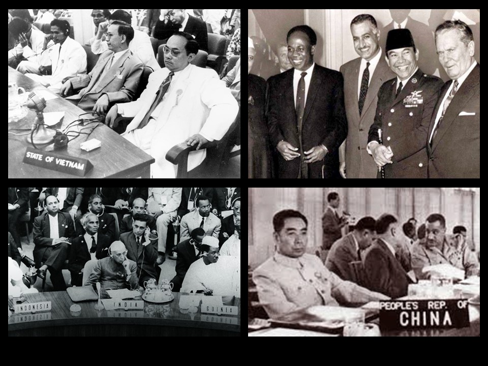 Bandung (Asian-African) Conference- The Voice of the People