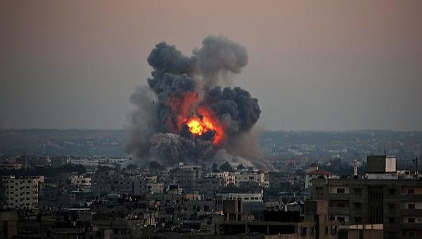 Israeli, Turkish and terrorist attacks across Syria
