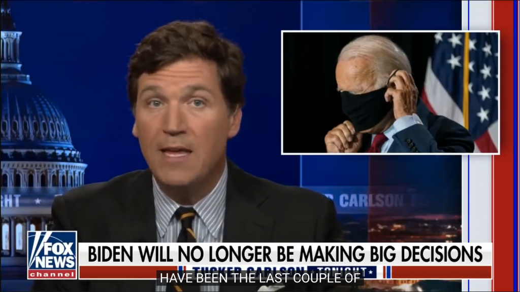 Imposter Biden is senile. This is simply true. [Video]