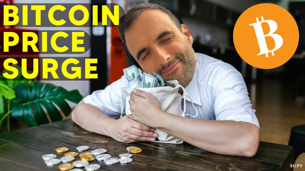 Bitcoin Price Breaks Through $50,000! Will $100,000 Be Next?
