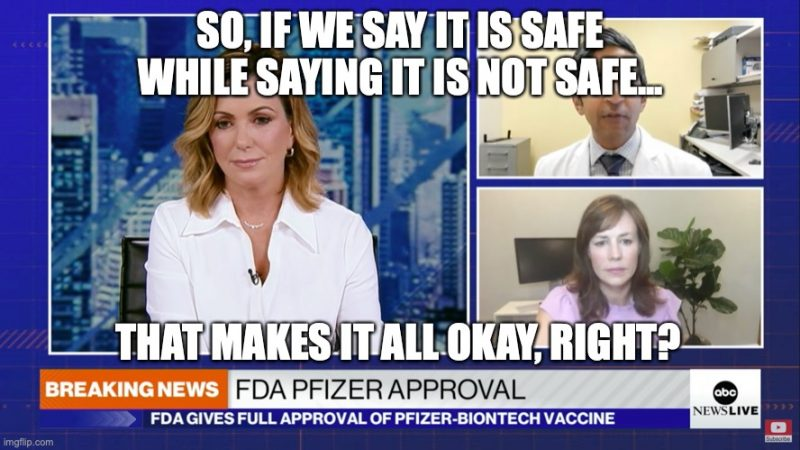 Pfizer vaccine now FDA approved, but VAERS raises questions [Video]