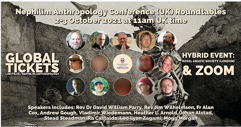 The Nephilim Anthropology Conference