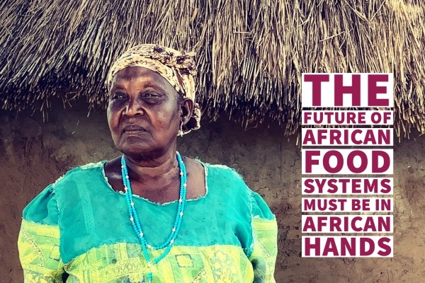 Foundations Supporting Big AGRA Scam in Africa - Not Africans